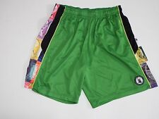 Small Cash Flow Lax Pro Mesh Athletic Shorts Green Flow Society