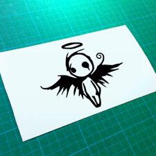 Gothic fallen angel de la Mort Voiture Van fenêtre mur autocollant ordinateur portable tablet autocollant JDM