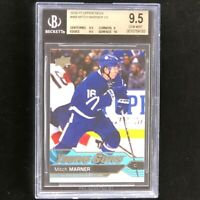 2016-17 Upper Deck Mitch Marner #468 Young Guns 🔥 BGS 9.5 🔥 GEM MINT Hockey