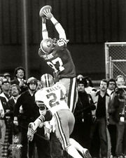 DWIGHT CLARK THE CATCH 49ERS Photo Quality Poster 001 Choose a Size