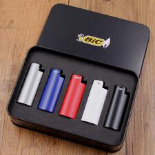5PCS original BIC lighters case holder box fit for mini size BIC lighters,BF9