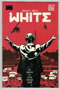 White 1 1st print Limited to 2500 copies Black Mask Comics 2021