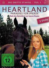 DVD - Heartland - Paradies für Pferde - Die dritte Steffel (Staffel 3) - Teil 1
