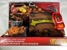 Mattel Disney Cars Crazy Cars3 Spielzeug Auto 2Er Pack Fahrzeug Spielauto