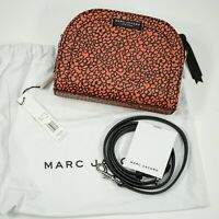 Marc Jacobs Sunset Leather Flowered Playback Crossbody Bag NEW NWT