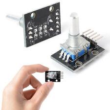 2 Pcs KY-040 Digital Rotary Encoder Module Brick Sensor Development for