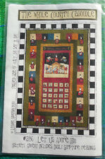 """Quilt Pattern: """"Let Us Adore Him"""" by The Whole Country Caboodle"""