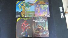 DUNGEONS & DRAGONS D&D AD&D 1st Ed RPG D20 Books R9