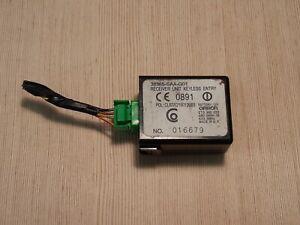 Honda CR-V III 2005-2010 Keyless Entry Control Module Omron 38385saag01