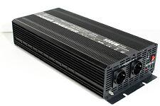 Spannungswandler Wechselrichter 5000 10000 Watt 12V 230V Inverter Transformator