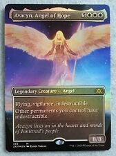 MTG Double Masters AVACYN, ANGEL OF HOPE 335 Mythic Rare Box Topper FOIL M/NM