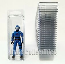 GI JOE BLISTER CASE LOT OF 25 Action Figure Display Protective Clamshell SMALL