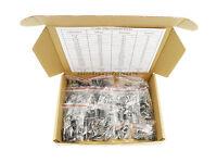 21 value 500pcs Capacitor Assortment Box Kit