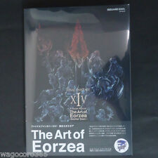 Final Fantasy XIV Art Book / A Realm Reborn The Art of Eorzea / Another Dawn New