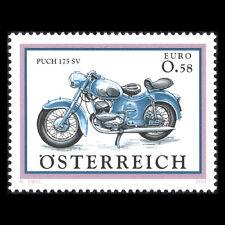 Austria 2002 - Motorcycle - Sc 1908 Mnh