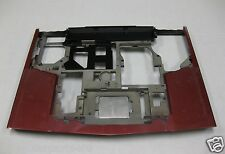 NEW DELL Alienware M15x Red Laptop Lower Bottom Case Housing Cover BASE DM7FD