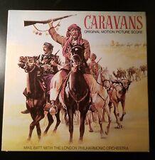 Caravans soundtrack Vinyl LP Composer Mike Batt