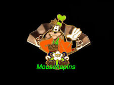 Omikuji Goofy Sensu Brings Lucky Money Disney Tokyo Le 3D Pin