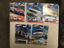 New hot wheels door slammers- 5 car set - real riders