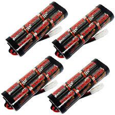 4x Overlander 3300mAh 7.2 v nimh batterie pack Stick-TAMIYA RC voiture bateau
