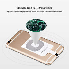 Wireless Charger Charging Pad Mat Receiver For Iphone 6S 5S 6 7 PLUS portable