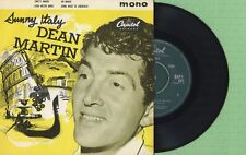 DEAN MARTIN / That's Amore, Oh Marie CAPITOL EAP 1-481 Press England 1953 EP EX