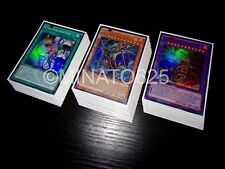 Yugioh Complete Infernoid Deck + Ultra Pro Sleeves! Tournament Ready! Link Ready