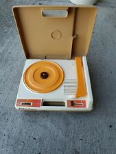 Fisher Price Children's Record Player 1978 Kids Phonograph
