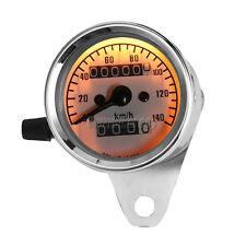 Motorcycle Odometer Speedometer For Harley Davidson Cafe Racer Cruiser Chopper
