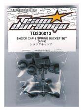 RC Team Durango TD330013 Shock Cap / Spring Bucket DEX410 DEX410R v3 v4 Buggy