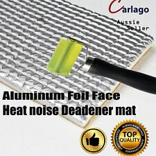 Car Truck Sound Noisy Deadener Dampening Heat Shield Underlay Mat (4m2) /Roller
