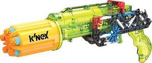 K'NEX K-FORCE – Super Strike RotoShot Blaster Building Set – 201 Pieces – Ages 8