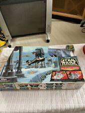 1996 Galoob Star Wars Micro Machines Ice Planet Hoth Action Fleet Set