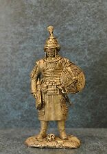 Tin Soldiers * Eastern warriors *  Tatar men at arms, 12-13 century. * 54-60 mm