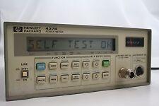 Hewlett Packard 437B Power Meter (FREE SHIPPING)