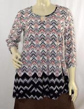 AVENUE WOMEN LOVELY TOP BLOUSE  Sz 14/16. New without tags #P438