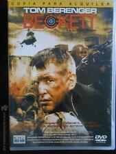 DVD BECKETT LA ULTIMA MISION (TOM BERENGER) - EDICION DE ALQUILER