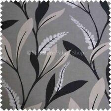 Telas y tejidos color principal gris de 100% algodón para costura y mercería
