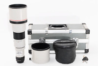 [Exc+5 w/ Case Hood] Canon New FD NFD 500mm F4.5 L MF Telephoto Lens from JAPAN