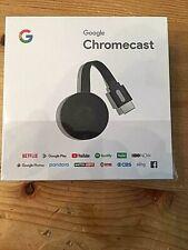 New listing Google Chromecast 2 Digital Hd Media Streamer 2nd Generation Black New