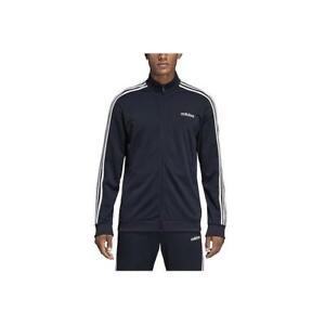 Adidas Essentials 3 Stripes Tricot Track Top NAVY uk mens size 4XL BNIP