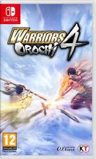 Nintendo SWITCH Spiel Warriors Orochi 4 NEU NEW 55