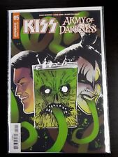 KISS Army of Darkness AOD #5 1st Print (WK28.18) (W) Bowers (A) Coleman