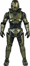 HALO 3 Master Chief Licensed Supreme Costume Mask Full Armor Helmet