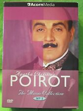 Agatha Christie's Poirot The Movie Collection Set 2