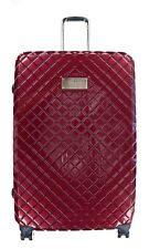 "Tommy Hilfiger Presley 28"" 123513 Upright Suitcase Wine Luggage"