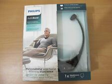 Philips SSC5001/10 Inalámbrico audioboost TV Auriculares y estación de acoplamiento Recarga