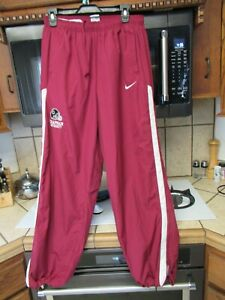 Chapman University Football Team warm up athletic pants Men's Large