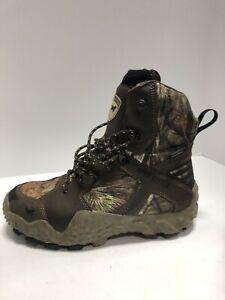 Irish Setter Womens Vaprtrek Waterproof Boots Mossy Oak Size 7.5 Wide