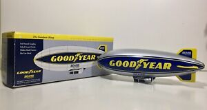 "Goodyear Blimp 8"" Sears Diecast Bank Model w/ Box Liberty Classics"
